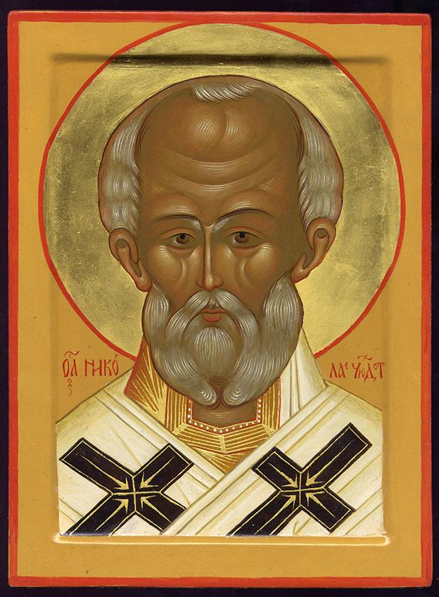 Who is St. Nicholas?