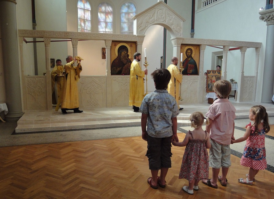 Ways to Share Great Lent and Pascha with Your Child