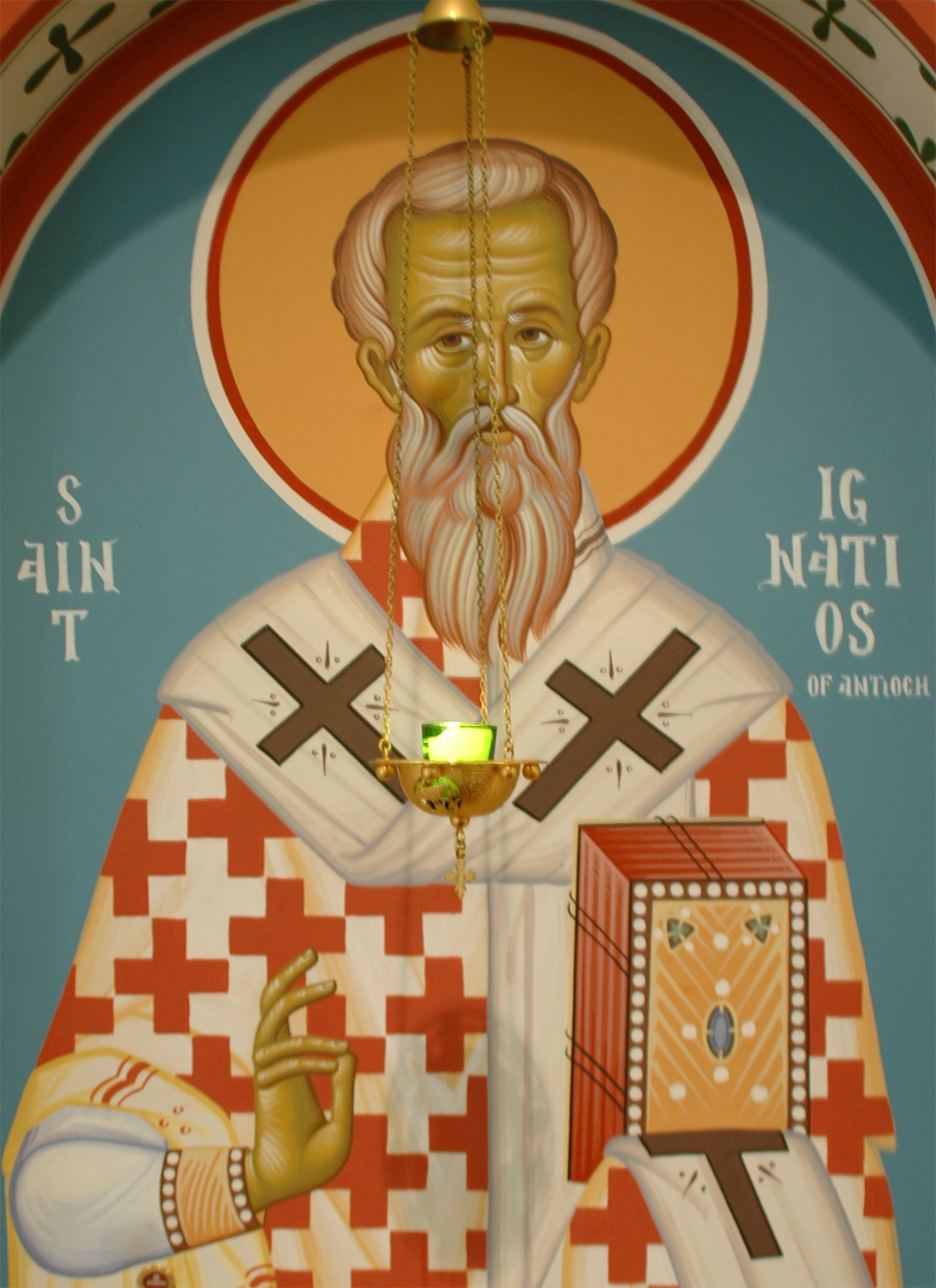 Epistles of St. Ignatius of Antioch – About Bishops