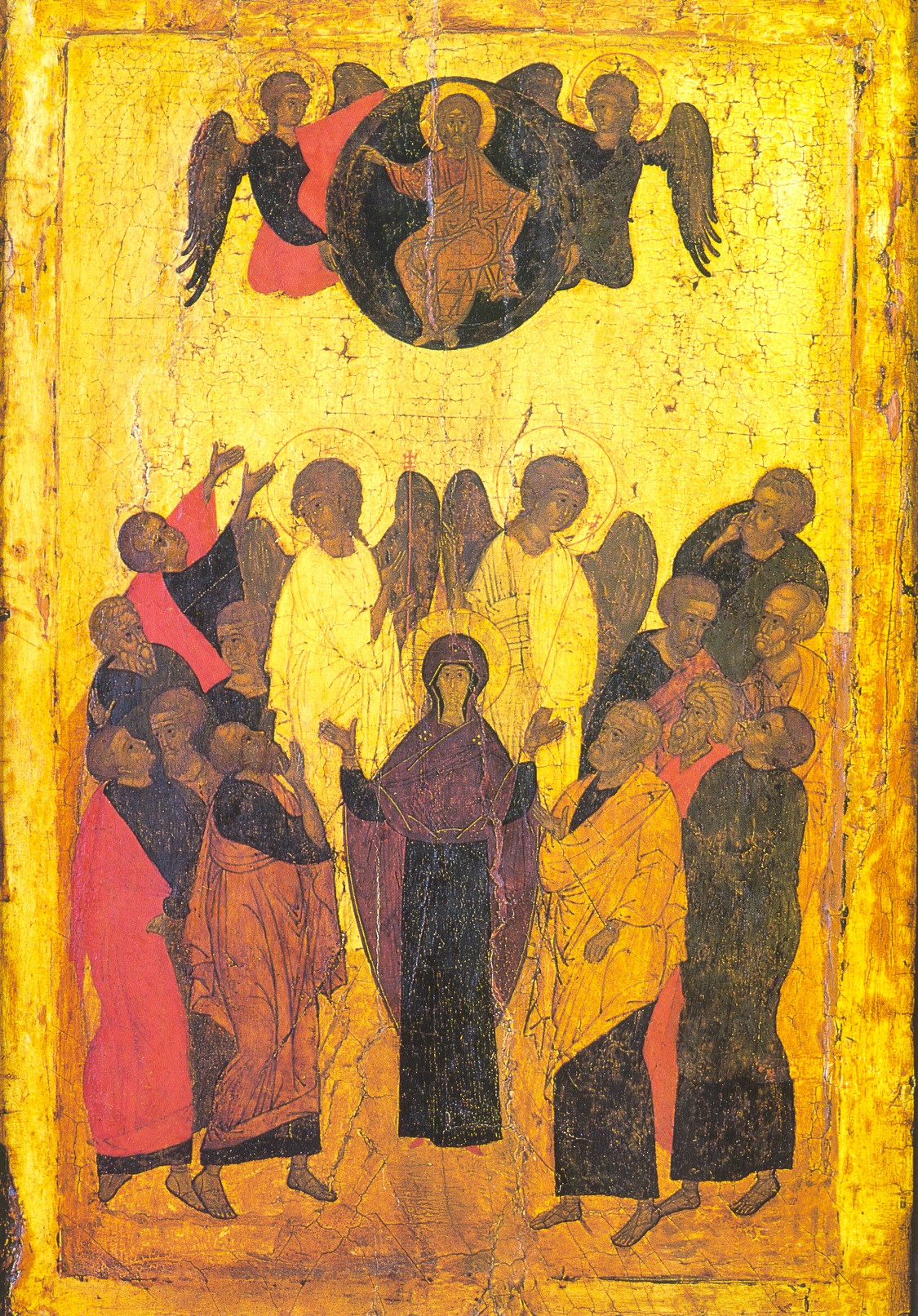The Ascension informs of Jesus' second coming