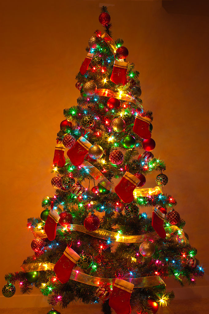 In Defense Of The Christmas Tree