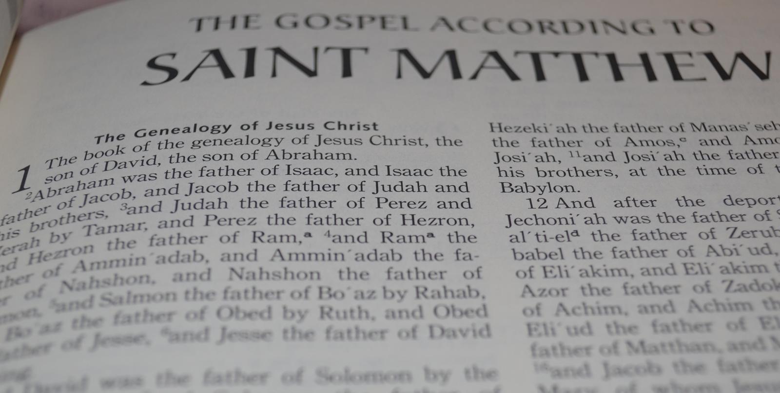 New Testament Challenge