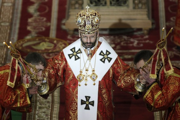 Putinism and the Ukrainian Catholic Church