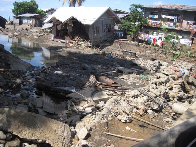 Development and Peace helping its partners respond to tropical storm in the Philippines