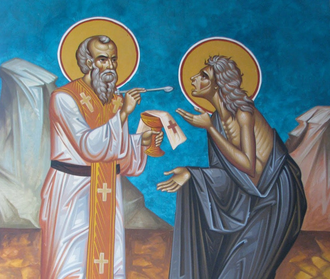 The Life of St Mary of Egypt – A Story of Repentance