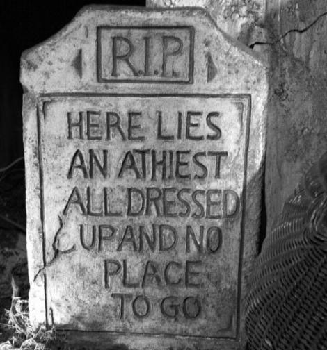 A Secular Death