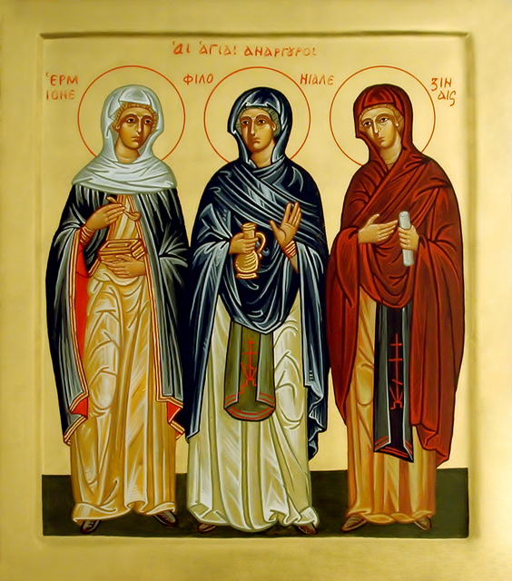 Female Saints?