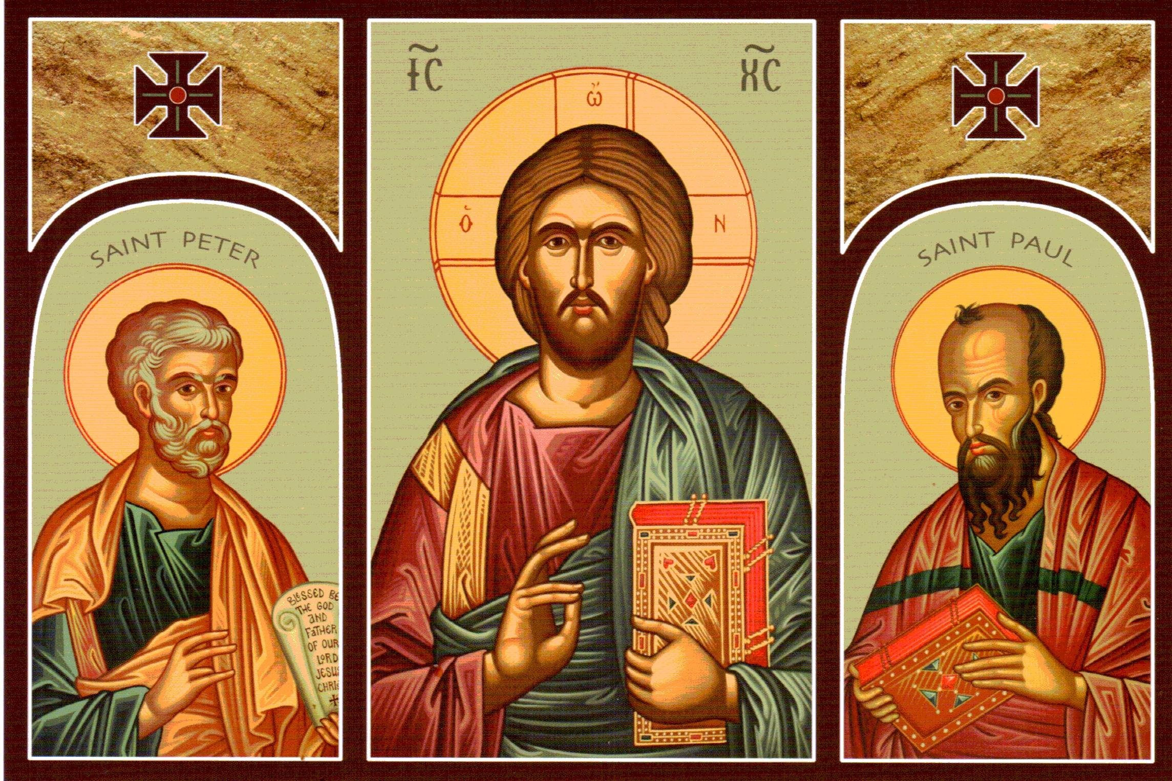 FASTING WITH THE APOSTLES