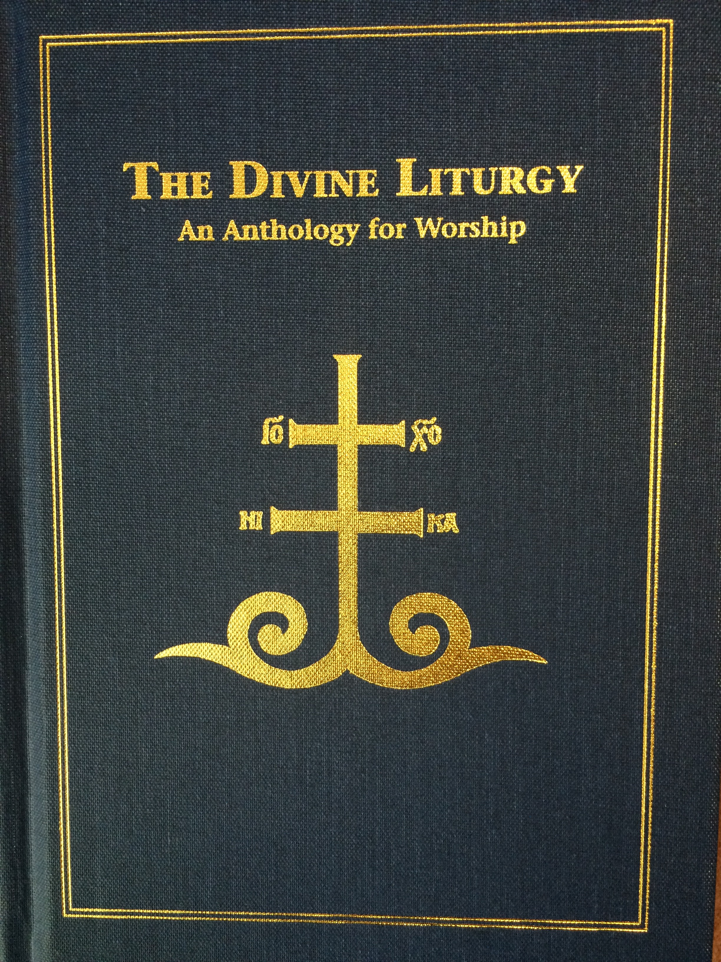 VIDEO: The Divine Liturgy – An Anthology for Worship – Father Peter Galadza – Part 1