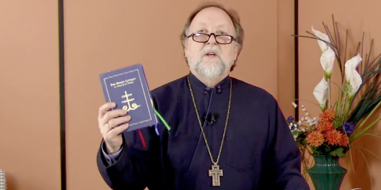 VIDEO: The Divine Liturgy – An Anthology for Worship – Father Peter Galadza – Part 2