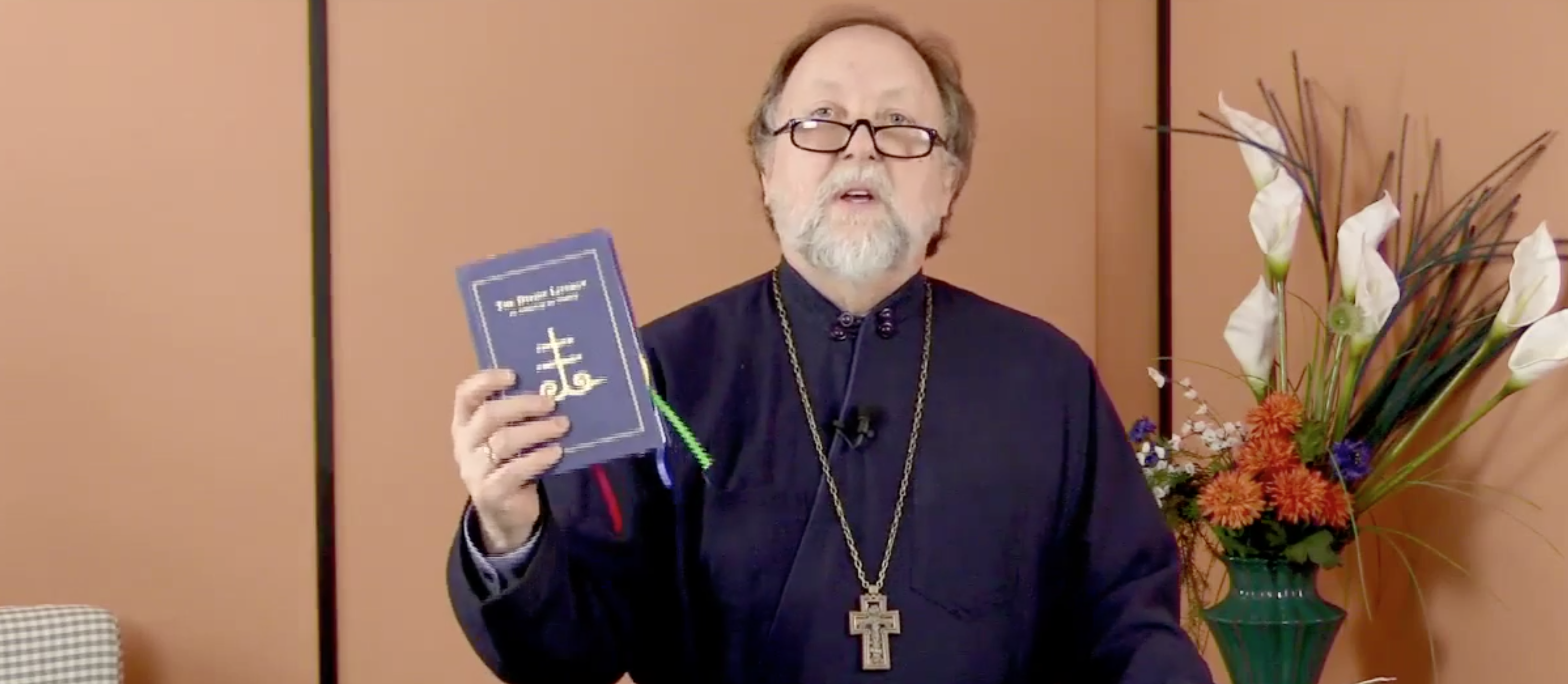 VIDEO: The Divine Liturgy – An Anthology for Worship – Father Peter Galadza – Part 3