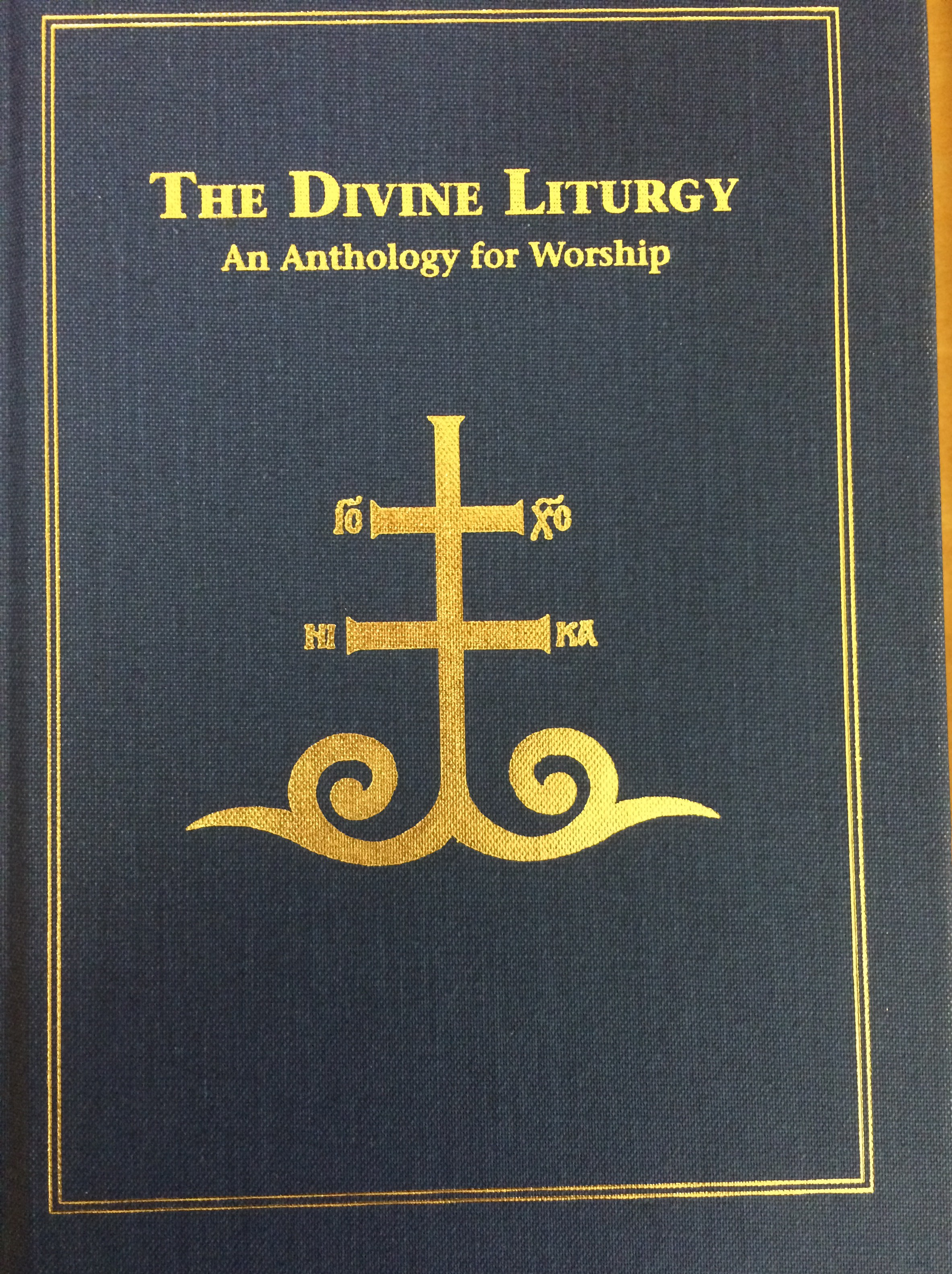 VIDEO: The Divine Liturgy – An Anthology for Worship – Father Peter Galadza – Part 6