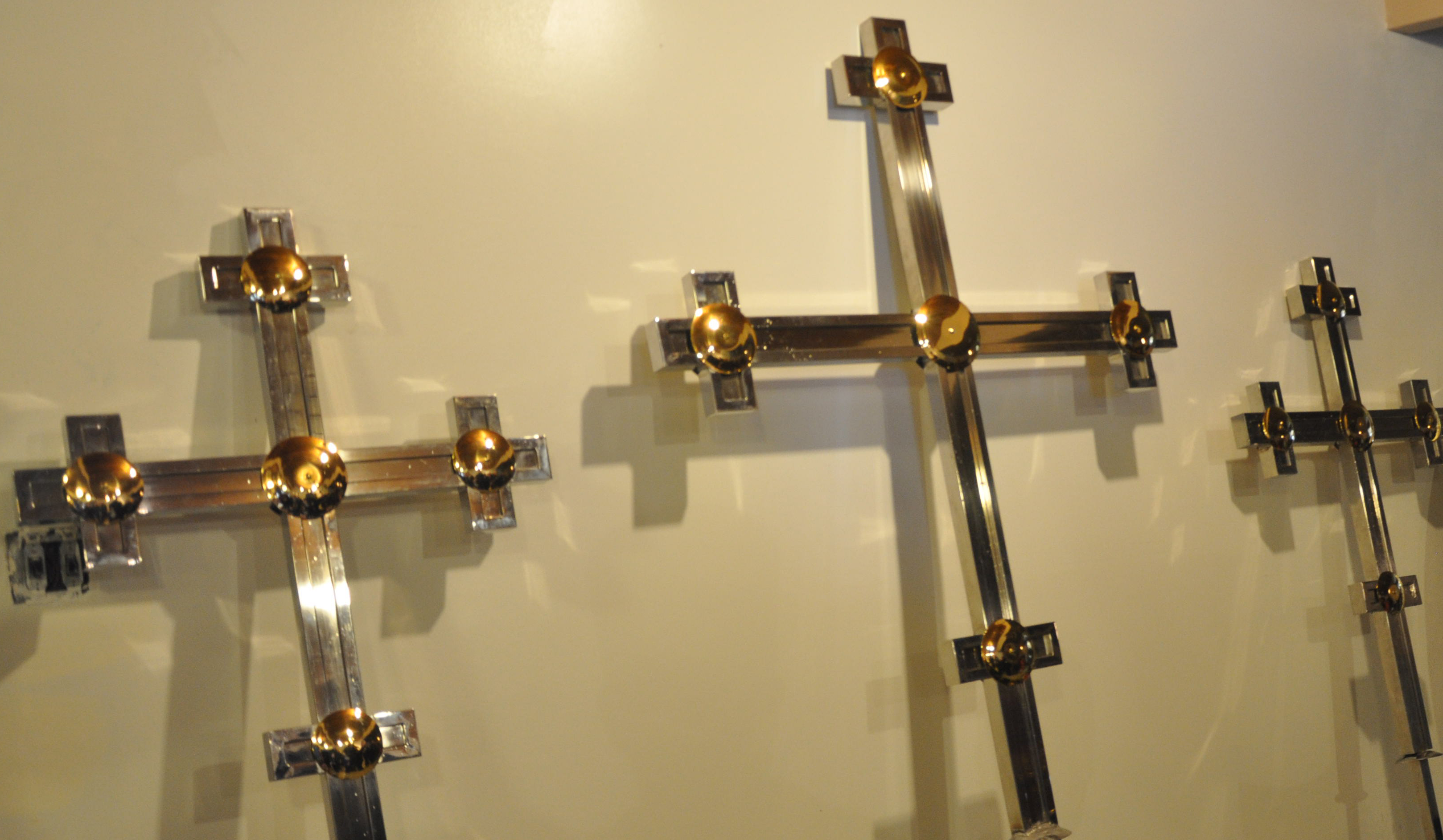 VIDEO: Blessing of Crosses at the New Grande Prairie Parish