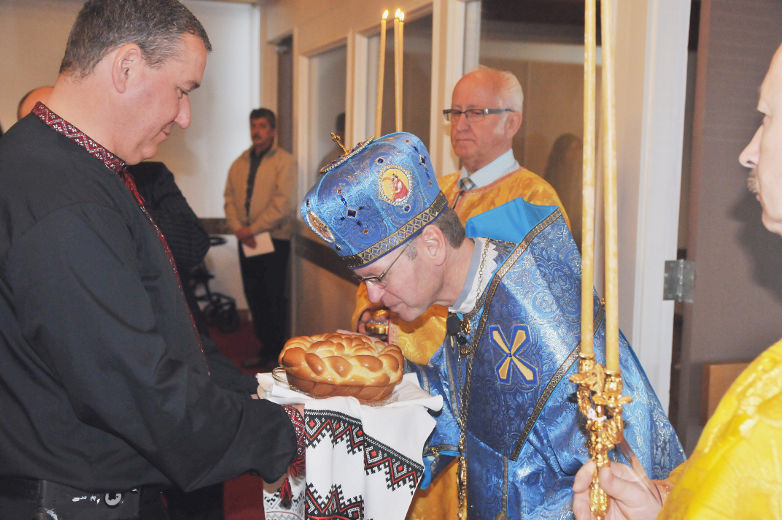 Growth of Ukrainian Catholic church continues