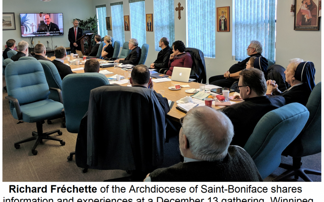 UKRAINIAN CATHOLIC CHURCH IN CANADA GATHERS ON ABUSE ISSUE