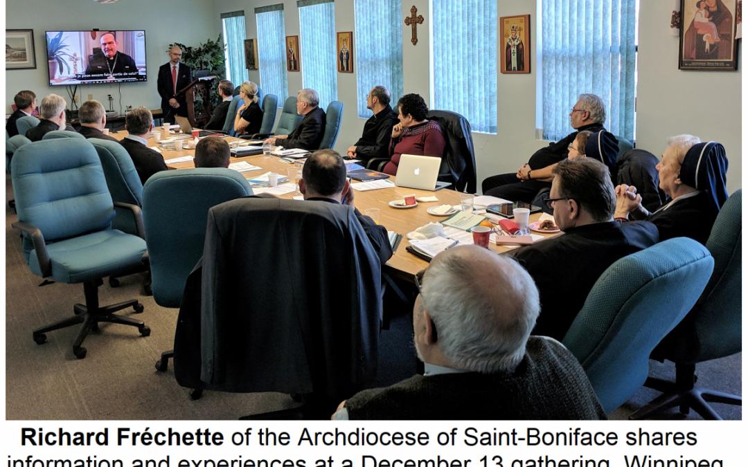 UKRAINIAN CATHOLIC CHURCH IN CANADA GATHERS ON ABUSE ISSUE