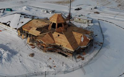 St. Sophia Parish: Building a church. Building a community.