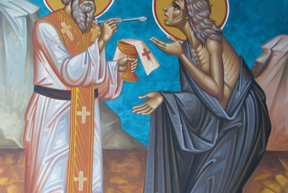Life of St. Mary of Egypt – Narrated by Joyanne Rudiak